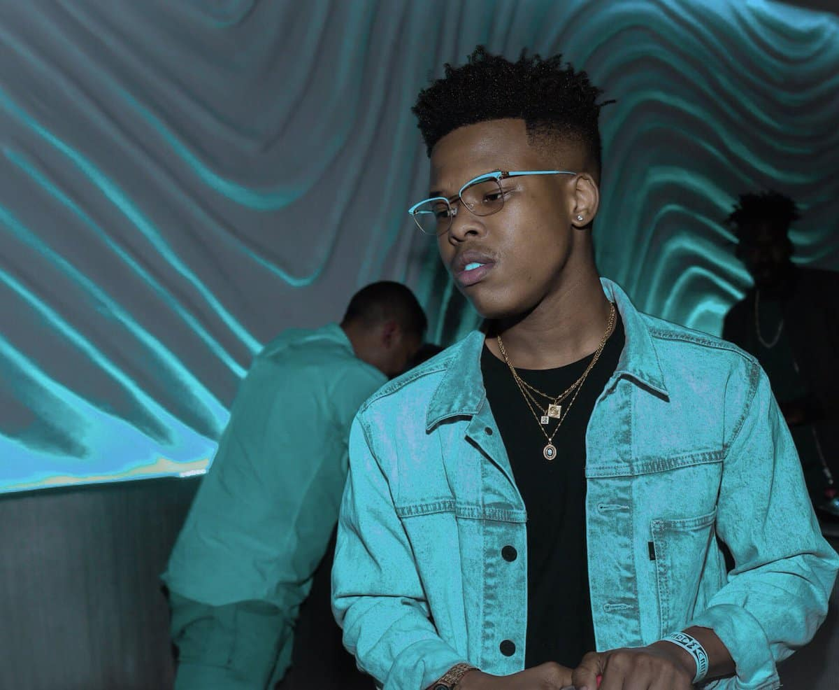 Nasty C: South African Artiste Begs Olamide And Phyno To