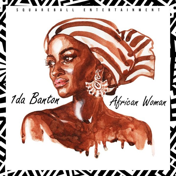 1da Banton African Woman Artwork